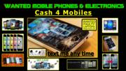 Wanted ! Mobile Phones & Ipads , Tablets,  Dj Gear mixers Pioneer,  Cash