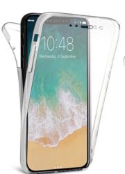 iPhone Series TPU Gel Clear Case Cover