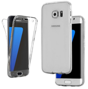 Samsung Galaxy S8 Clear Transparent Case Cover