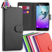 Online Leather Wallet Flip Phone Case Cover for  Samsung Galaxy J3