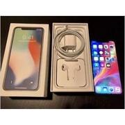 Apple iPhone X - 256GB - Silver Factory Unlocked