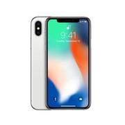 Apple iPhone X 64GB Silver-New-Original, Unlocked Phone